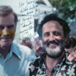 Charlton Heston and Jerry London