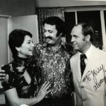 Suzanne Pleshette, Jerry London and Bob Newhart